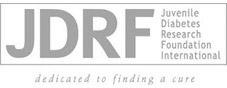 grey logo the Juvenile Diabetes Research Foundation